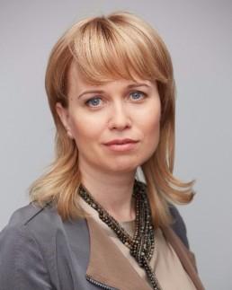 Наталия Рыцк - Директор по экономике и финансам